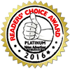 Readers Choice Platinum Award